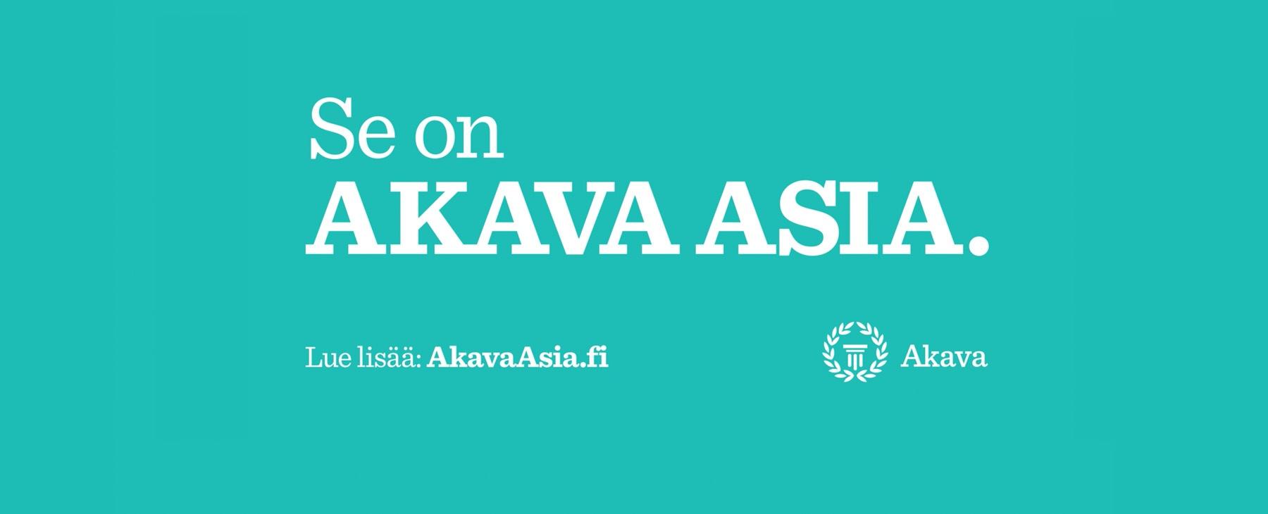 Akava: Akava asia