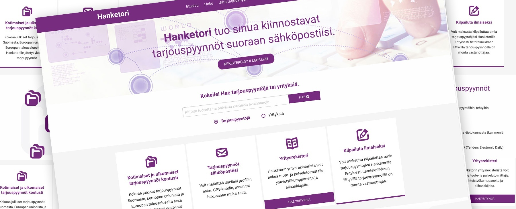 Hanketori.fi