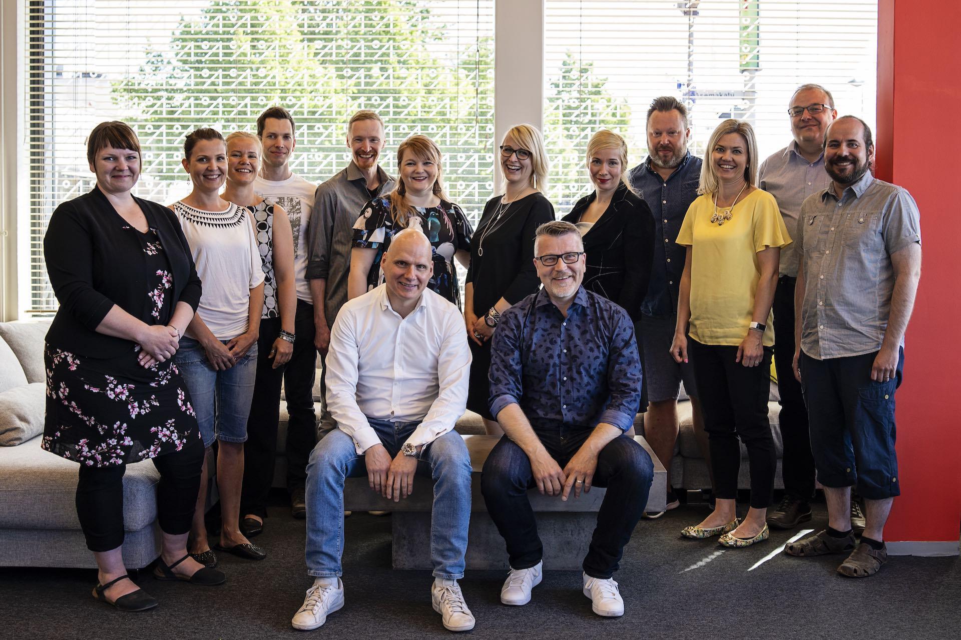 Zeeland Family ostaa Kaakkois-Suomessa toimivan markkinointiviestintätoimisto Nitroidin